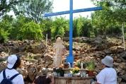 Medjugorje, Anniversario Apparizioni 2019: La Croce Blu