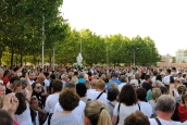 Medjugorje, Anniversario Apparizioni 2019: Processione (2)