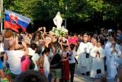 Medjugorje, Anniversario Apparizioni 2019: Processione