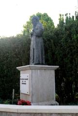 Medjugorje, Anniversario Apparizioni 2019: Statua di San Leopoldo Mandic