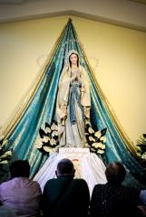 Medjugorje, Anniversario Apparizioni 2019: Statua Madonna di Lourdes (3)