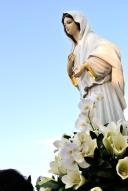 Medjugorje, Anniversario Apparizioni 2019: Statua Regina della Pace (2)