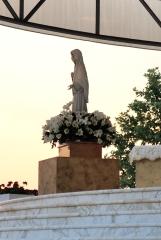 Medjugorje, Anniversario Apparizioni 2019: Statua Regina della Pace