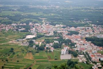 Medjugorje, Anniversario Apparizioni 2019: Veduta panoramica dal krizevac