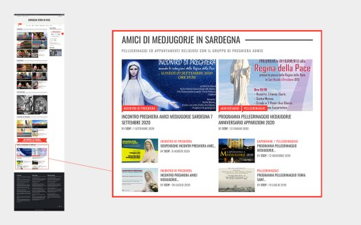 Categoria Amici di Medjugorje in Sardegna