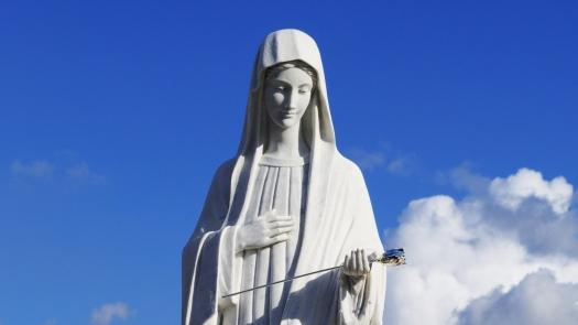 Maria, Regina della Pace