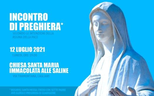 IncontroPreghieraAmiciMedjugorjeSardegna12Luglio2021